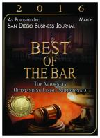 Best of the Bar 2016