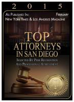 Top Attorneys in San Diego 2015