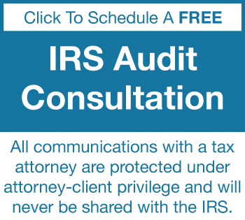 irs audit consultation
