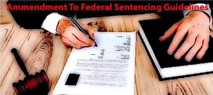 amendment to federal sentencing guidelines for tax crimes