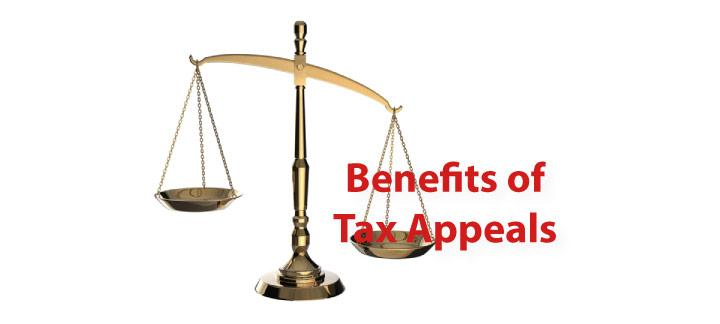 The Benefits of Filing a Tax Appeal