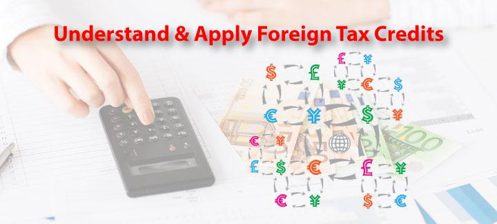 Foreign Tax Credit for U.S. Citizens and Residents