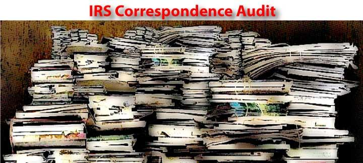 Correspondence Audit Things To Know