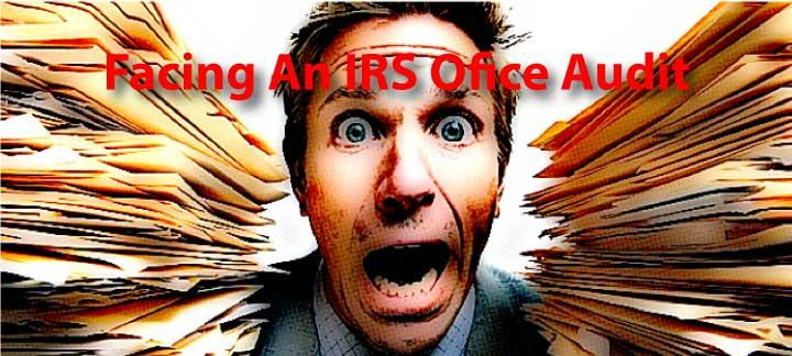 facing an irs office audit