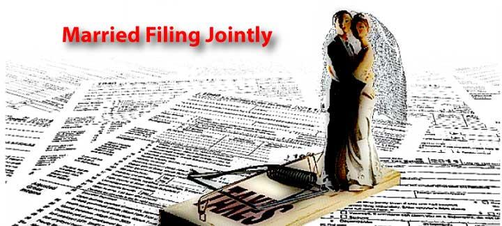 Married filing jointly status insights from the tax lawyer as married couples prepare to file their income tax returns the question of filing status is one that must be addressed particularly for newly married ccuart Choice Image