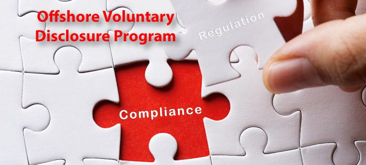 What are the requirements of the Offshore Voluntary Disclosure Program