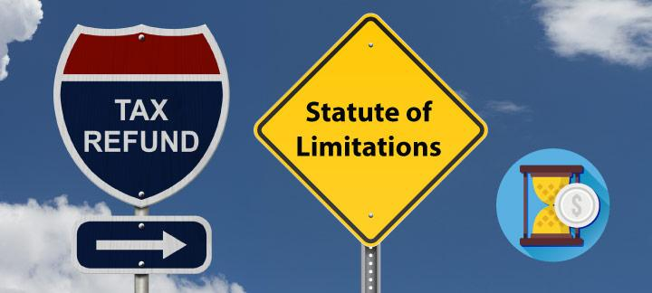 Statute of Limitations on Filing Tax Refund Claims