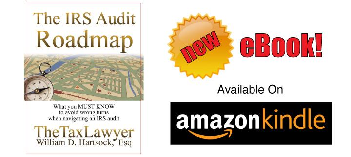 High Income Earners Facing IRS Audits Get New Guide - eBook The IRS Audit Roadmap