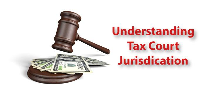 General Jurisdiction of the Tax Court