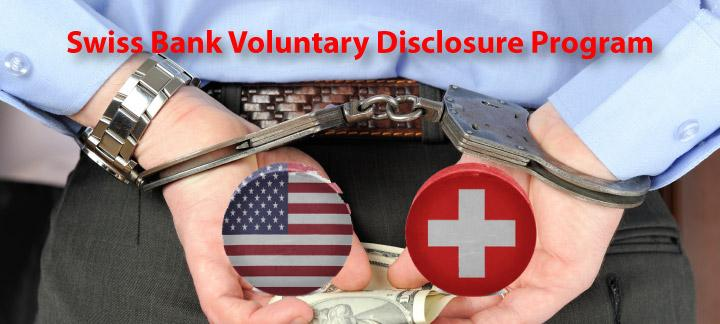 The Special Disclosure Program for Swiss Banks and the Department of Justice