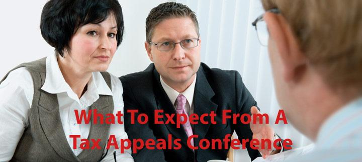 What to Expect at a Tax Appeals Conference