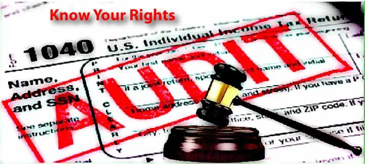 what are my rights during an irs audit the tax lawyer