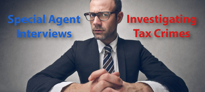 What do i have to do to become an IRS special agent?