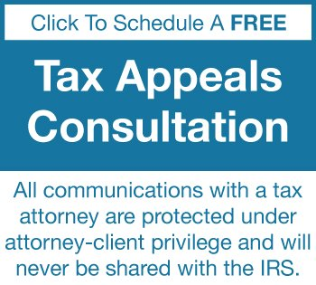 tax appeals consultation
