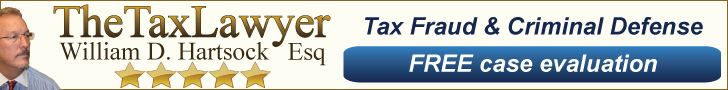 Tax Fraud Tax Crime Attorney