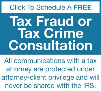 tax fraud tax crime consultation