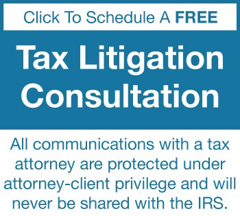 tax lititgation consultation